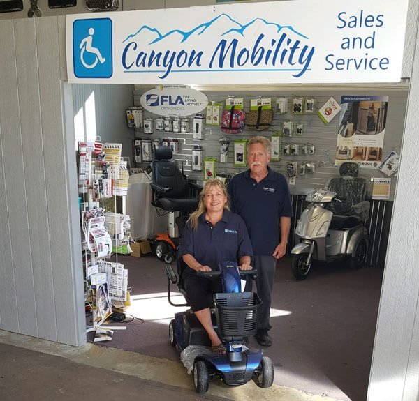 Canyon Mobility Sales Room